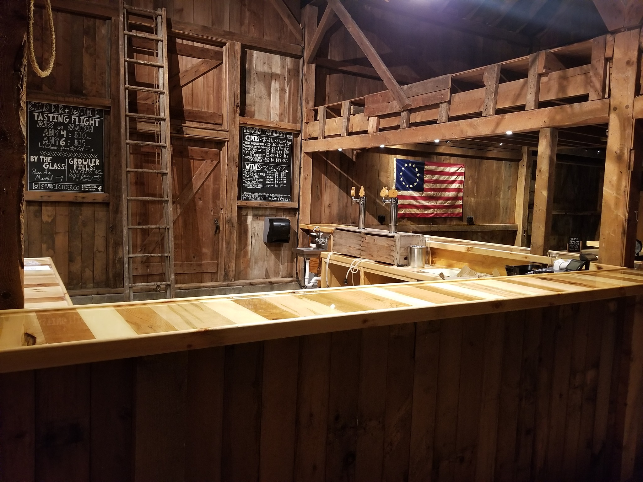 Our Tap Room