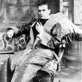 Archive Image of William Gillette