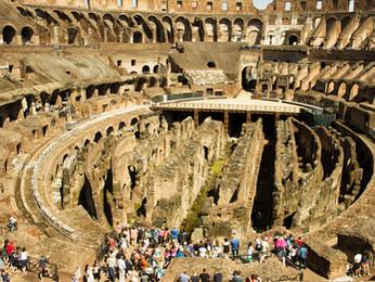 5 secretos que quizá no sabes del Coliseo de Roma