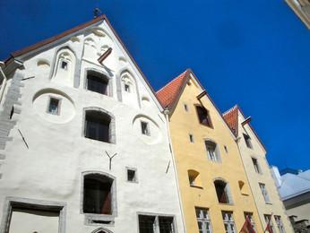 TALLINN (ESTONIA): VIAJE A LA EDAD MEDIA
