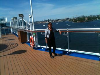 Ximena Godoy - Crucero por el Báltico || JUN'15