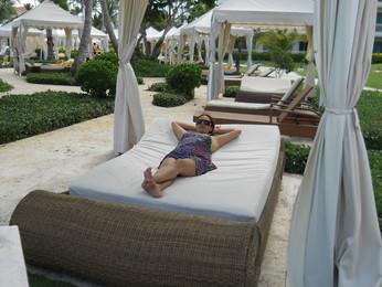 Madeleine Hanh y Familia en Punta Cana || MAY'14