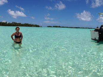 Javier Presas en Isla de Pascua & Tahiti || ENE '14