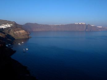 GRECIA: SANTORINI, LA DIOSA DEL MAR EGEO