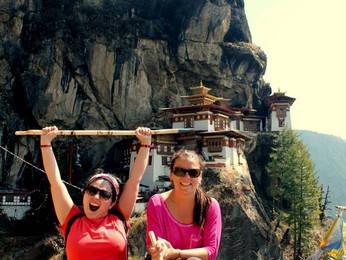 Grupo Yoga en India, Nepal, Bután & Dubai // FEB '14