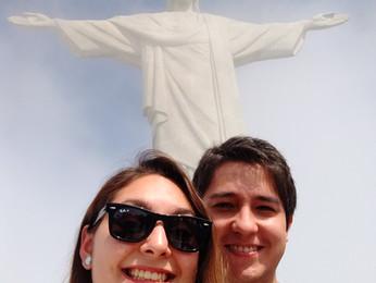 Nicole y Victor en Rio de Janeiro || SEP'17