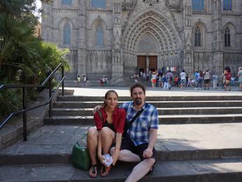 Bárbara & Ricardo por Europa // JUN '13