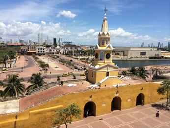Nicoll Aguad & Javiera Garcia en Cartagena de Indias // AGO '14