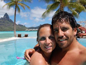 Jorge Cheyre & Carla Marambio en Papeete, Moorea & Bora Bora