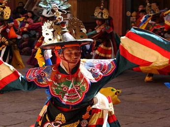 10 Famosos festivales de Bután para cada viajero