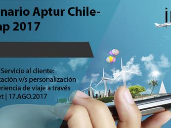 Seminario Aptur Chile - Inacap 2017 | Con la participación de nuestro gerente general Rodrigo Streit