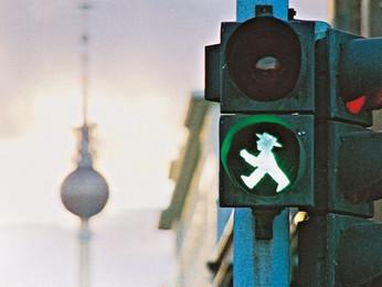 Ampelmann: el hombrecillo celebridad en las calles de Berlín