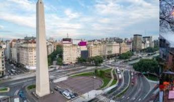 Concurso: Sorteo estadía para 2 personas en Buenos Aires