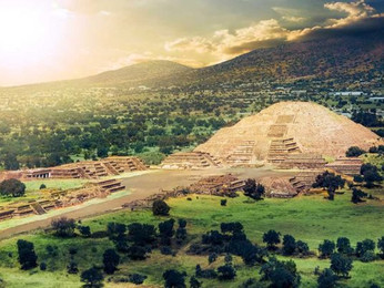 Estos sitios arqueológicos en México van a dejarte sin palabras