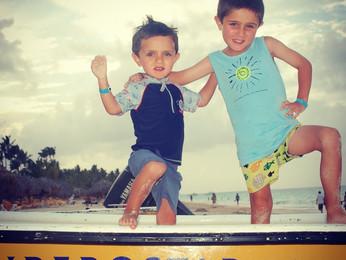 Testimonio: Familia Covarrubias, Schalsha /Punta Cana / May 14´