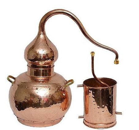 Destille ohne Siebeinsatz