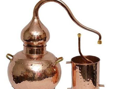 Wir stellen unsere Destilliergeräte vor