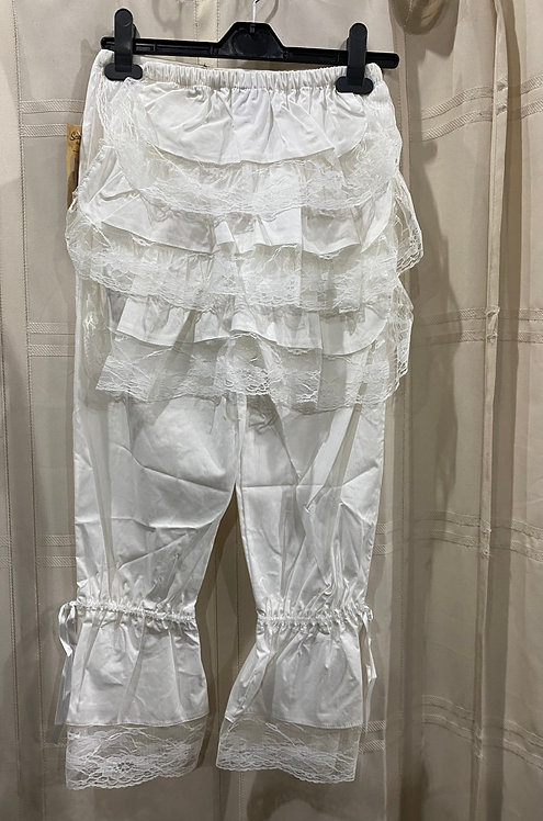Scully bloomers w/bustle (RW572)