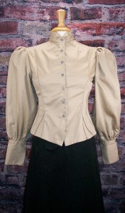 Old West Fitted Blouse (CL56)