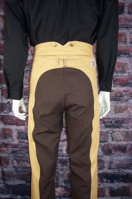 Saddle Pant (Size 28-44) (CM82)