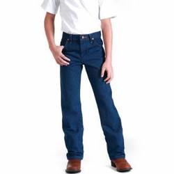 Wrangler Cowboy Cut Men's Jeans Cowboy Cut Original Fit Prewash Indigo.jpg