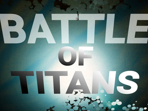 """KingZiLLa and Blake are victorious with """"BATTLE OF TITANS"""""""