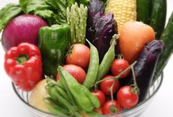 地場産野菜
