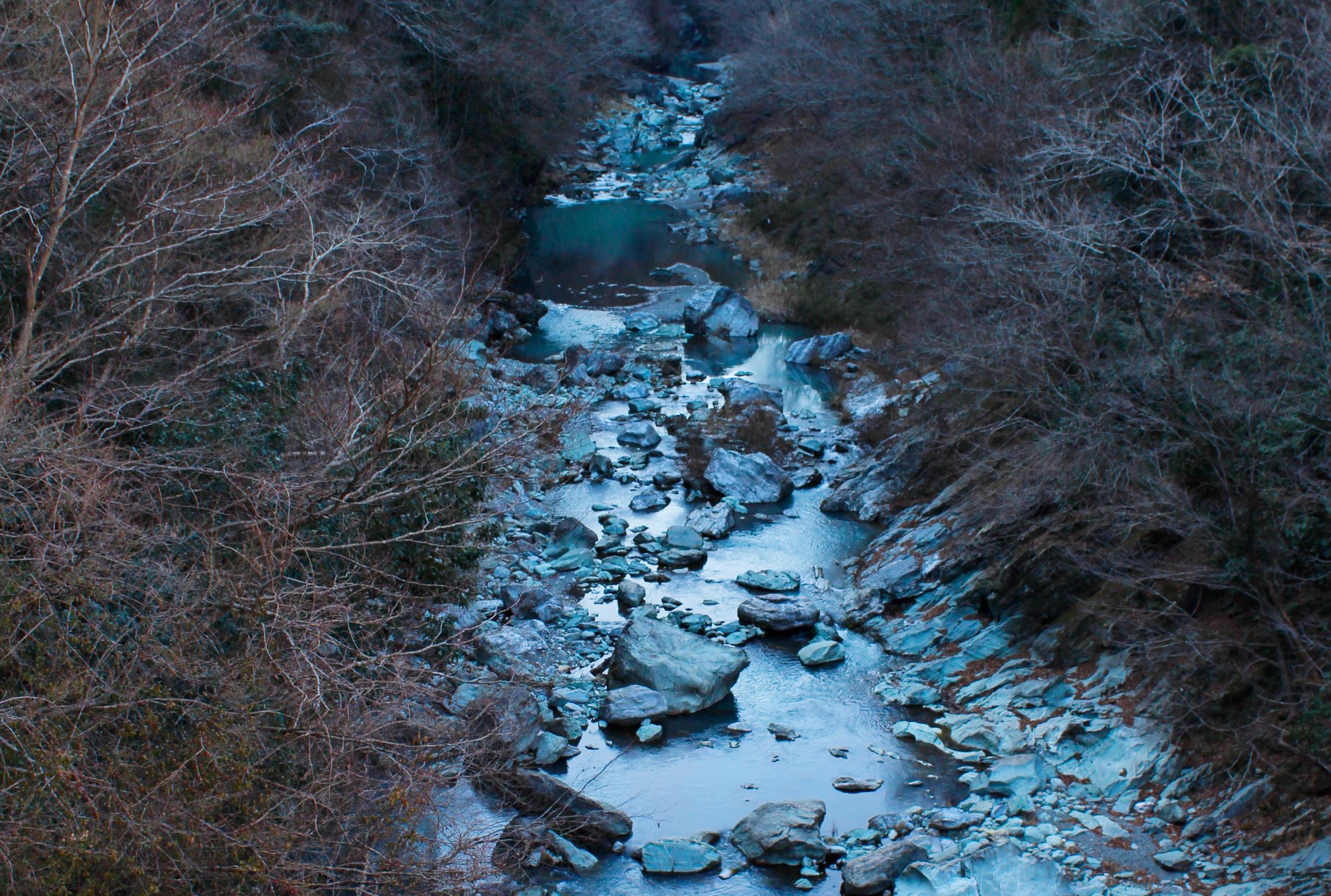 三波石峡(さんばせっきょう)