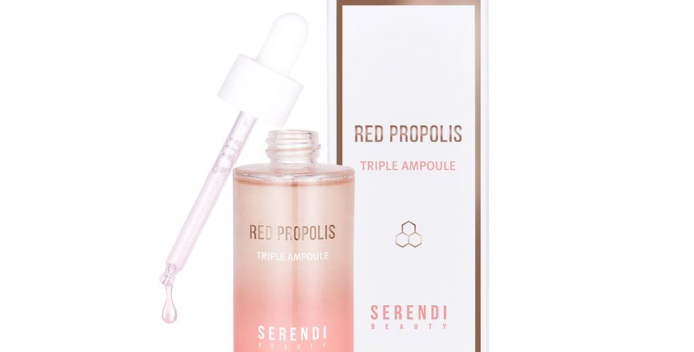RED PROPOLIS TRIPLE AMPOULE
