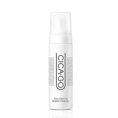 【CICA・GO】Cica Clearing Bubble Cleanser