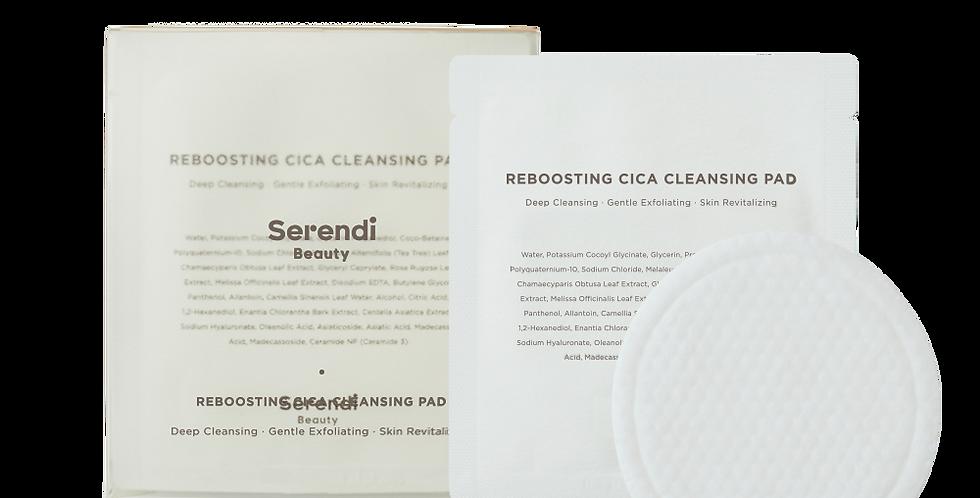 REBOOSTING CICA CLEANSING PAD