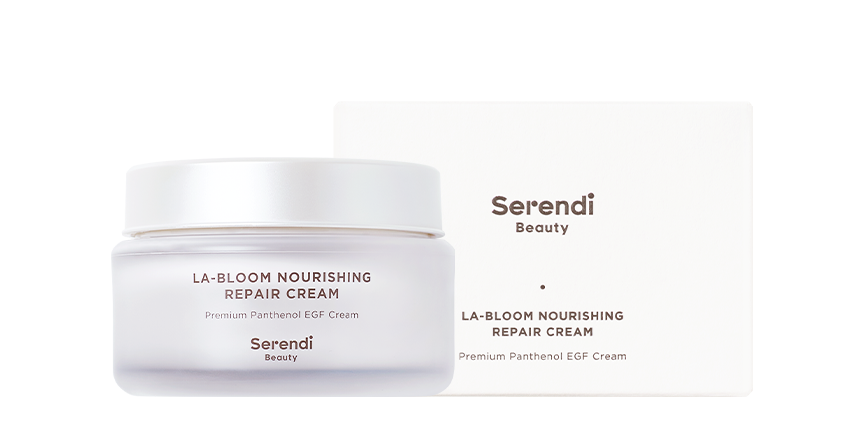 【RENEWAL】LA-BLOOM NOURISHING REPAIR CREAM