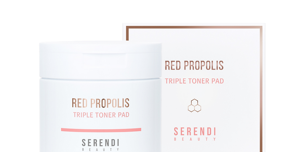 RED PROPOLIS TRIPLE TONER PAD