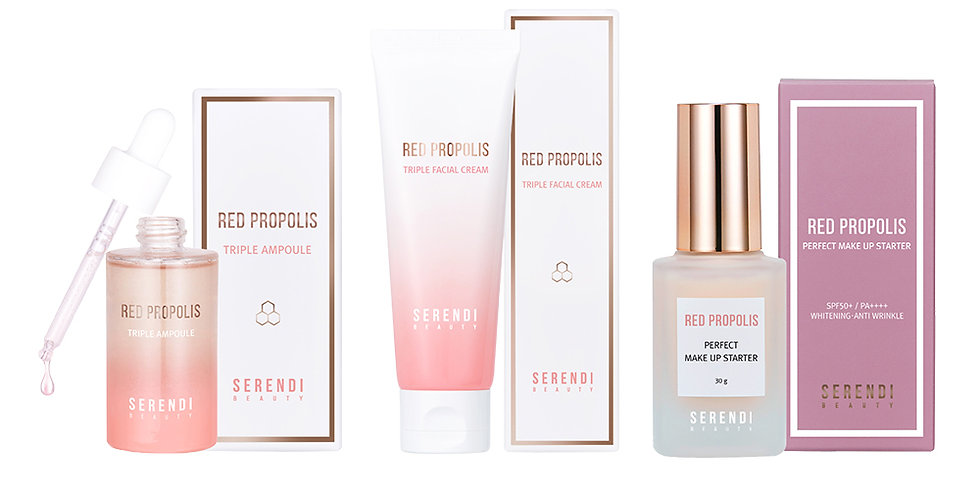 【SERENDI TOX】RED PROPOLIS SKIN CARE