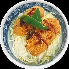 ミニカキフライ丼