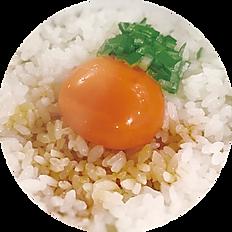 角谷さん家のこだわり卵かけごはん