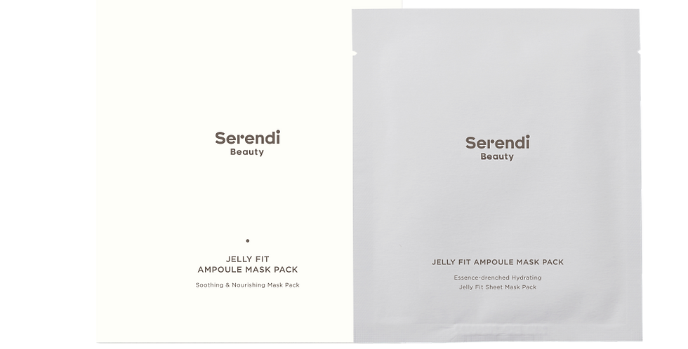 JELLY FIT AMPOULE MASK PACK