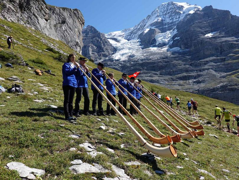 Alphorngruppe Echo vom Stockhorn Thun, Bild 8