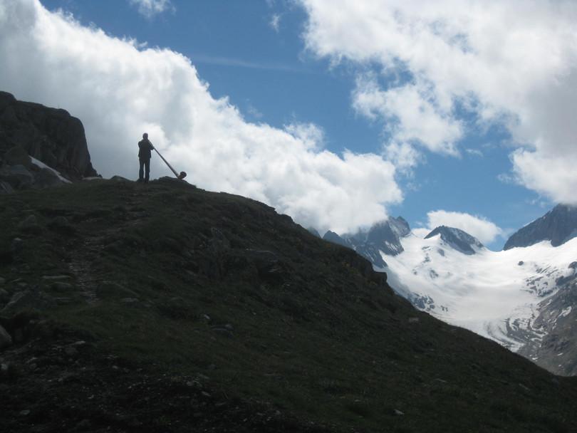Alphorngruppe Echo vom Stockhorn Thun, Bild 13