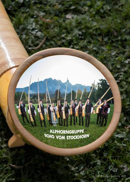 Alphorngruppe Echo vom Stockhorn Dank 20