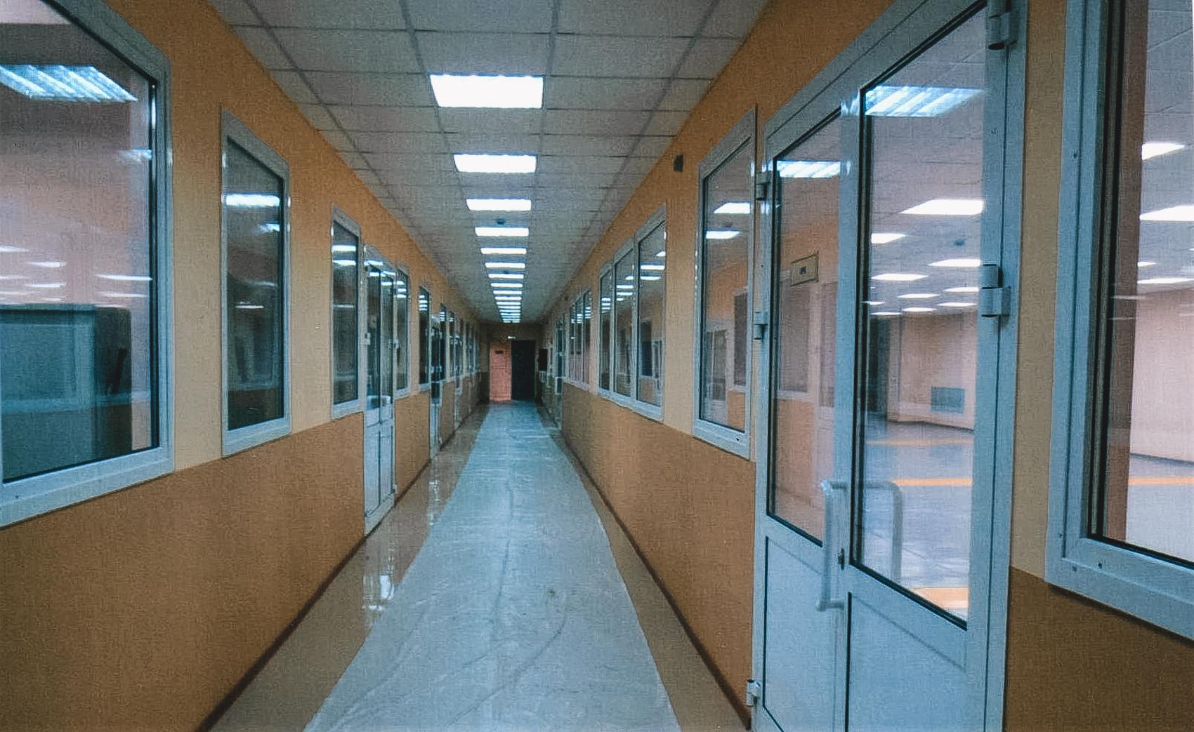 внутренняя отделка здания