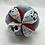 Thumbnail: Balle de Préhension - MONTESSORI -  BLEU ROUGE BLANC Panda avec grelot