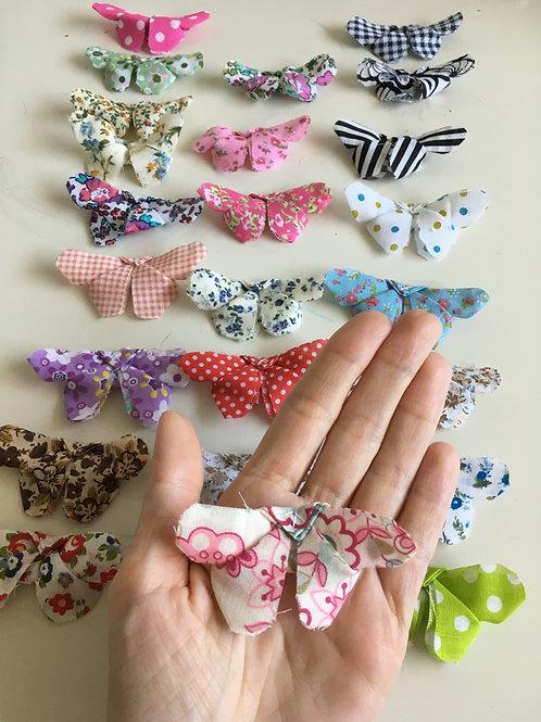 Petit Papillon Origami - coloris aléatoire (ou me demander)