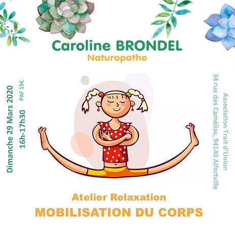 2020-03-29 - Atelier RELAXATION MOBILISA