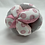 Thumbnail: Balle de Préhension - MONTESSORI - ROSE GRIS rond rose avec grelot