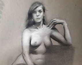 Life Figure and Portrait Drawing Foundations