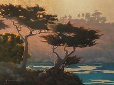 Golden Inlet by Sharon Weaver