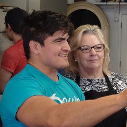 Kline Academy Visiting Instructor Julie Labra