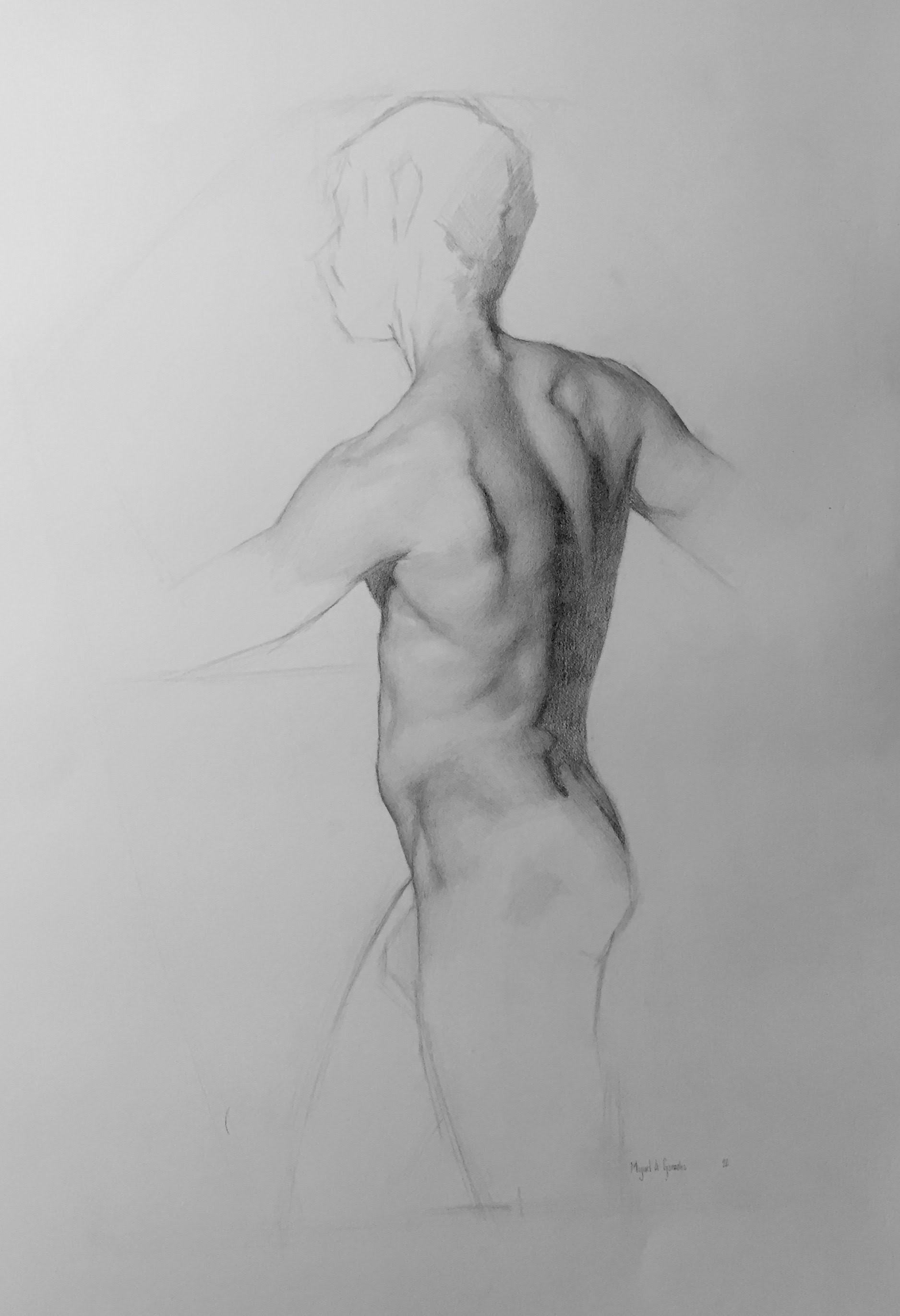 Beginning Figure Drawing at Kline Academy