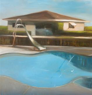 neighborhood-pool-oil-on-woodjpg